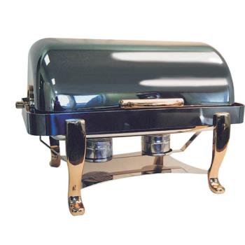 WIN108A - Winco - 108A - Vintage 8 qt Chafing Dish Product Image