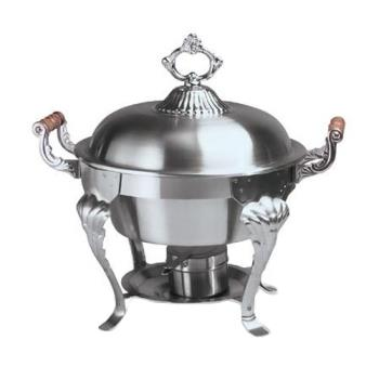 WIN708 - Winco - 708 - Crown 5 qt Chafing Dish Product Image