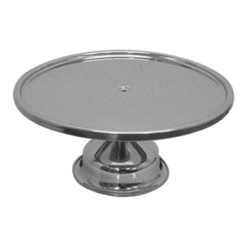THGSLCS001 - Thunder Group - SLCS001 - 13 in Stainless Steel Cake Stand Product Image