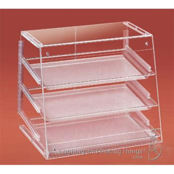 CLM1011S - Cal-Mil - 1011-S - U-Build 3-Tier Display Case Product Image