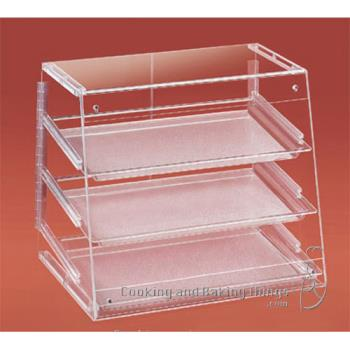 64850 - Cal-Mil - 1011 - U-Build 3-Tier Display Case Product Image
