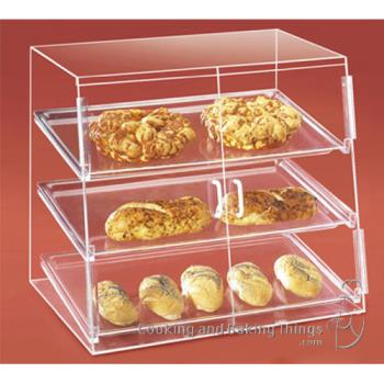 CLM1202S - Cal-Mil - 1202-S - U-Build 3-Tier Display Case Product Image
