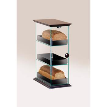 CLM120452 - Cal-Mil - 1204-52 - 3-Bin Wood Bread Box Product Image