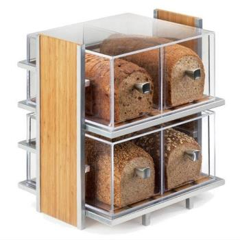 CLM1279 - Cal-Mil - 1279 - 2 Drawer Bread Box Product Image