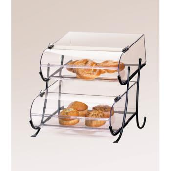 CLM12812 - Cal-Mil - 1281-2 - 2-Tier Bread Bin Stand Product Image