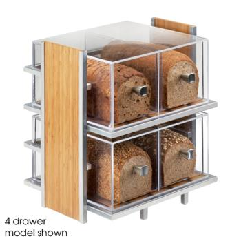 CLM1480 - Cal-Mil - 1480 - 2-Drawer Bread Box Product Image
