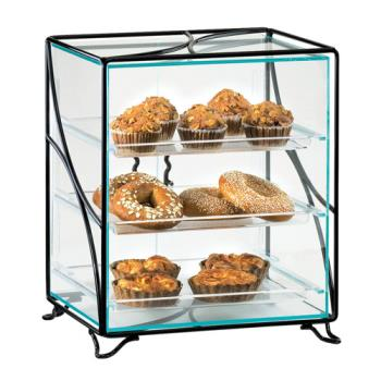 CLM150113 - Cal-Mil - 1501-13 - 3-Tier Display Case Product Image
