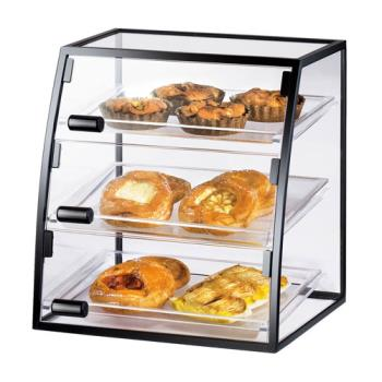 CLM17081014 - Cal-Mil - 1708-1014 - 3-Tier Display Case Product Image