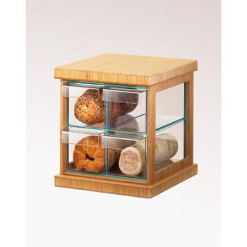 CLM171860 - Cal-Mil - 1718-60 - 4 Drawer Bamboo Bread Box Product Image