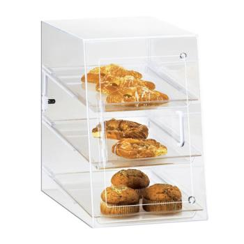 CLM241S - Cal-Mil - 241-S - 3-Tier Display Case Product Image