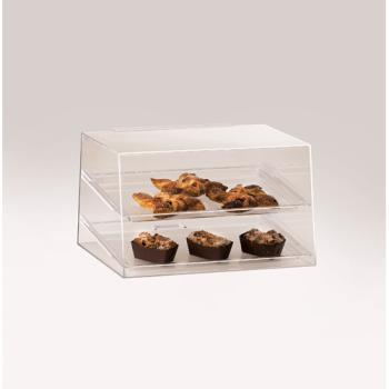 CLM255 - Cal-Mil - 255 - 2-Tier Display Case  Product Image