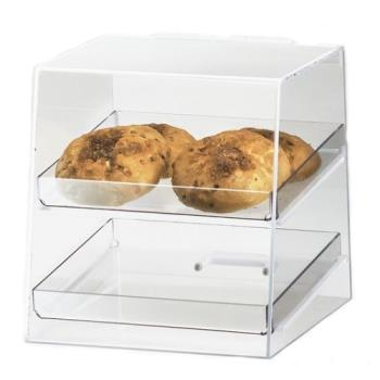 64851 - Cal-Mil - 280 - 2-Tier Display Case Product Image