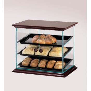 CLM81552 - Cal-Mil - 815-52 - Euro 3-Tier Wood Display Case Product Image