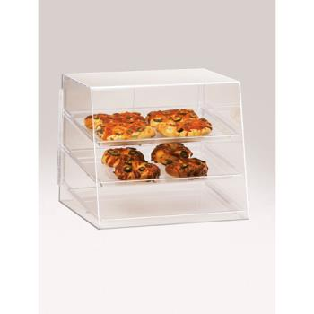 CLMP241 - Cal-Mil - P241 - 3-Tier Display Case Product Image