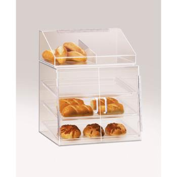 CLMP241SS - Cal-Mil - P241-SS - 3-Tier Display Case Product Image