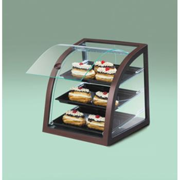 Cal mil p255 52s euro 3 tier display case etundra for Dining room equipment