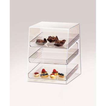 CLMP257 - Cal-Mil - P257 - Euro 3-Tier Display Case  Product Image