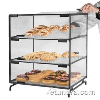 GMDPC300 - Cal-Mil - PC300 - 3-Level Acrylic Pastry Case w/Shelves Product Image