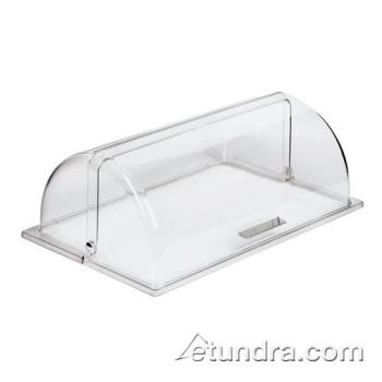 "WOR4245253 - World Cuisine - 42452-53 - 12 3/4"" x 20 7/8"" Clear Bread Basket Cover Product Image"