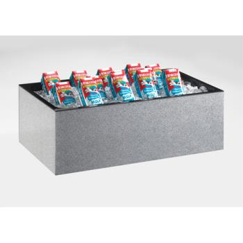 CLM4731816 - Cal-Mil - 473-18-16 - 18 in x 20 in Granite Gray Ice Housing Product Image