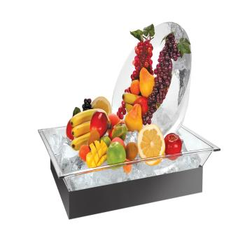 CLM98612 - Cal-Mil - 986-12 - 40 in x 22 in Ice Display Tray Product Image