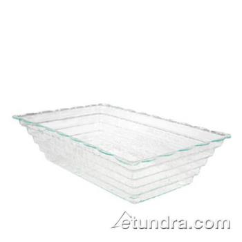GMDGL1220G - Cal-Mil - GL1220-G - Full Size Green Tint Acrylic Insert Pan Product Image