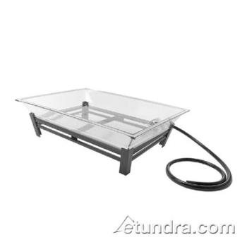 GMDIP102 - Cal-Mil - IP102 - Small Metal Rectangular Ice Pedestal w/Fluorescent Light Product Image