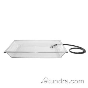 GMDIP152 - Cal-Mil - IP152 - Rectangular Clear Ice Pan for Small Ice Pedestal Product Image