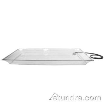GMDIP252 - Cal-Mil - IP252 - IP202 Rectangular Clear Ice Pan Product Image