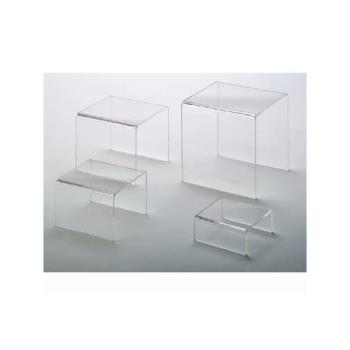 AMMCRS1 - American Metalcraft - CRS1 - Clear Riser Set  Product Image
