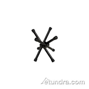 "BUGWX01 - Bugambilia - WX01 - 8""H Folding Black Chopsticks Display Stand Product Image"