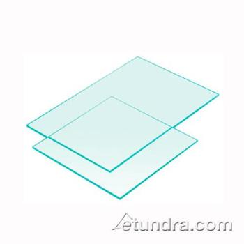 CLM14352424 - Cal-Mil - 1435-2424 - 24 in x 24 in Glass Riser Shelf Product Image