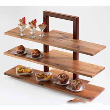 CLM144968 - Cal-Mil - 1449-68 - 32 in x 11 1/2 in Bamboo Shelf Product Image