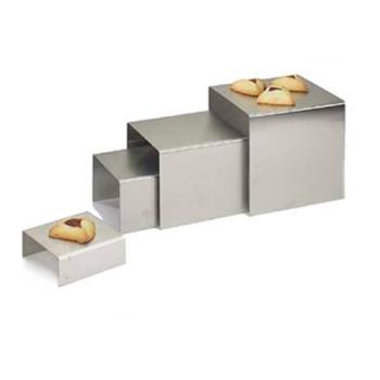 CLM2396 - Cal-Mil - 239-6 - 7 in x 7 in x 6 in Stainless Steel Riser Product Image