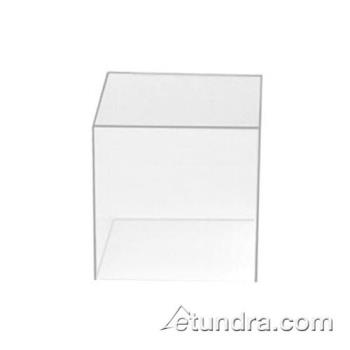 GMDCC308 - Cal-Mil - CC308 - 8 in Clear Acrylic Cube Riser Product Image
