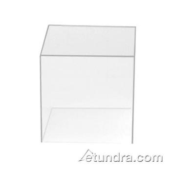 "GMDCC310 - Cal-Mil - CC310 - 10"" Clear Acrylic Cube Riser Product Image"