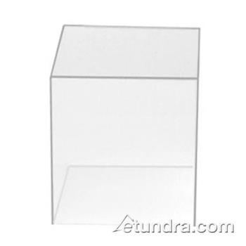 GMDCC312 - Cal-Mil - CC312 - 12 in Clear Acrylic Cube Riser Product Image