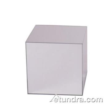 GMDMC712 - Cal-Mil - MC712 - 12 in Acrylic Mirror Cube Riser Product Image