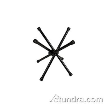 BUGWX02 - GET Enterprises - WX02 - 12 in Folding Black Chopsticks Display Stand Product Image