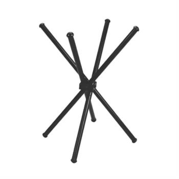 BUGWX03 - GET Enterprises - WX03 - 16 in Folding Black Chopsticks Display Stand Product Image