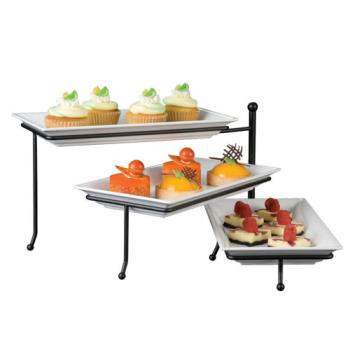 AMMTTREC3 - American Metalcraft - TTREC3 - 9 5/8 in 3-Tier Stand Product Image