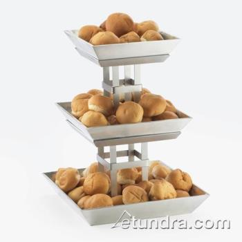 CLM15633 - Cal-Mil - 1563-3 - 3-Tier Aluminum Ice Display Product Image