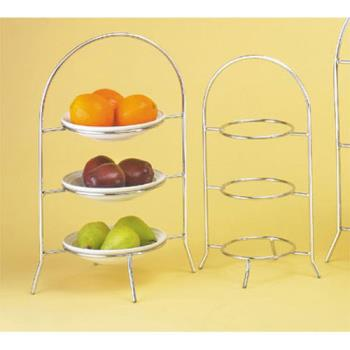 CLM977813 - Cal-Mil - 977-8-13 - 8 3/4 in x 18 in 3-Tier Display Stand Product Image