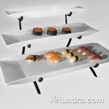 GMDPP103 - Cal-Mil - PP103 - 3-Level Stand w/Porcelain Platters Product Image