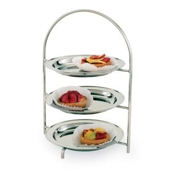 WAL583L - Walco - 583L - Soprano 3-Tier Stand Product Image