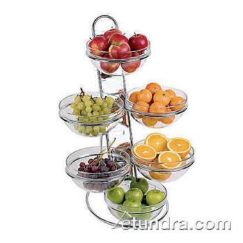 WOR4191304 - World Cuisine - 41913-04 - 4-Tier Ladder and Large 6-Bowl Set Product Image