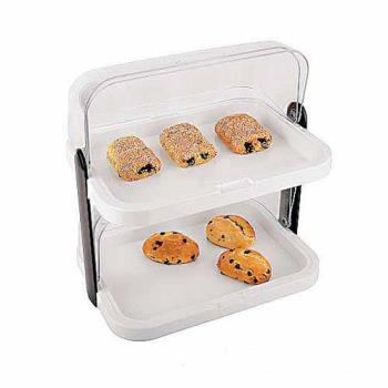 WOR4709102 - World Cuisine - 47091-02 - 2-Tier Cold Food Display Set Product Image