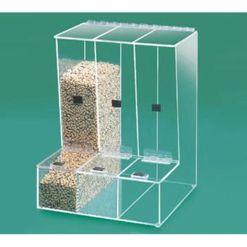 CLM946 - Cal-Mil - 946 - Multi-Bin Bulk Food Dispenser Product Image