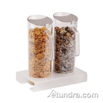 WOR4191801 - World Cuisine - 41918-01 - 2 Cereal Jugs w/Short Holder Product Image