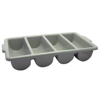 78555 - Winco - PL-4B - 4 Section Cutlery Box Product Image